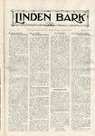 The Linden Bark, January 16, 1934