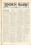 The Linden Bark, April 10, 1934