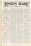 The Linden Bark, April 24, 1934