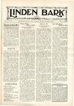 The Linden Bark, November 7, 1933