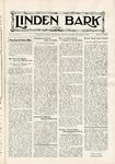 The Linden Bark, December 5, 1933