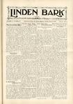 The Linden Bark, April 25, 1933