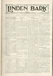 The Linden Bark, October 18, 1932