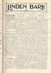 The Linden Bark, November 8, 1932