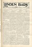 The Linden Bark, November 15, 1932