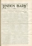 The Linden Bark, March 22, 1932