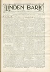The Linden Bark, April 26, 1932