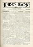The Linden Bark, October 20, 1931