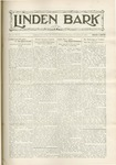 The Linden Bark, November 10, 1931