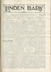 The Linden Bark, November 24, 1931