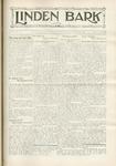 The Linden Bark, December 8, 1931