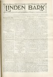 The Linden Bark, December 15, 1931