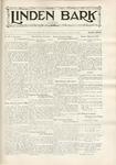 The Linden Bark, January 20, 1931