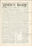 The Linden Bark, April 21, 1931