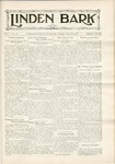 The Linden Bark, April 28, 1931