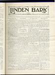 The Linden Bark, October 7, 1930