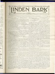 The Linden Bark, October 14, 1930