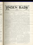 The Linden Bark, October 21, 1930