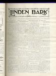The Linden Bark, October 28, 1930