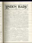 The Linden Bark, November 4, 1930