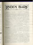 The Linden Bark, November 11, 1930