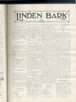 The Linden Bark, November 18, 1930
