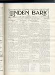 The Linden Bark, November 25, 1930