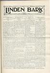 The Linden Bark, January 7, 1930