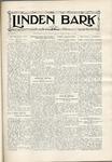 The Linden Bark, January 14, 1930