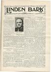 The Linden Bark, February 25, 1930