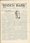 The Linden Bark, March 11, 1930