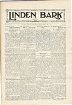 The Linden Bark, March 18, 1930