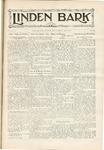 The Linden Bark, April 1, 1930