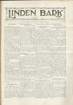 The Linden Bark, April 29, 1930