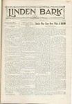 The Linden Bark, May 27, 1930