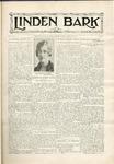 The Linden Bark, October 29, 1929