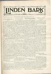 The Linden Bark, November 19, 1929