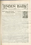 The Linden Bark, November 26, 1929