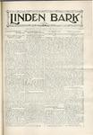 The Linden Bark, December 10, 1929