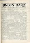 The Linden Bark, December 17, 1929