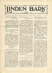 The Linden Bark, February 12, 1929