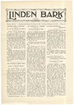 The Linden Bark, February 19, 1929
