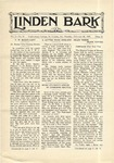 The Linden Bark, February 26, 1929