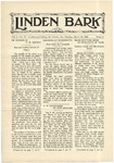 The Linden Bark, March 18, 1929