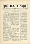 The Linden Bark, May 14, 1929