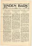 The Linden Bark, November 13, 1928