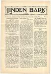 The Linden Bark, November 27, 1928