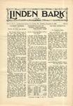 The Linden Bark, December 4, 1928