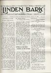 Linden Bark, January 17, 1928