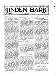 Linden Bark, January 31, 1928